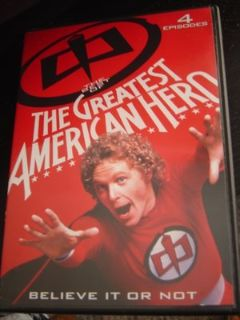 The Best of The Greatest American Hero DVD