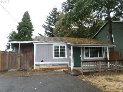 2 Bed 1 Bath Foreclosure Property in Portland, OR 97206 - SE 66th Ave