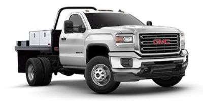 2018 GMC Sierra 3500HD (Cardinal Red)