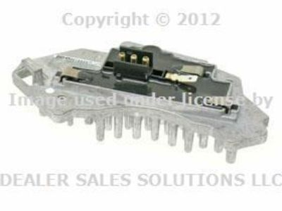Sell Mercedes w210 (96-01) Blower motor Regulator UPDATED resistor motorcycle in Lake Mary, Florida, US, for US $101.59