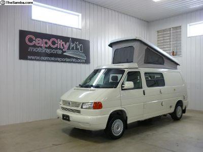 1999 Eurovan Winnebago with 99K ORIG MILES! CLEAN!