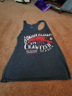 Dirty Coast Crawfish Boil Tank Top