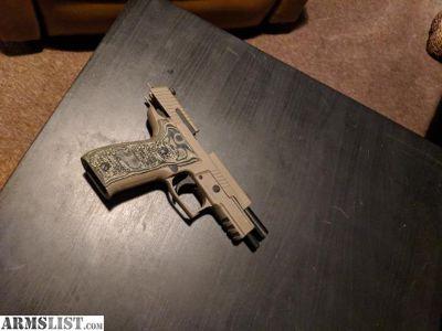 For Sale: Sig Sauer P226 Scorpion