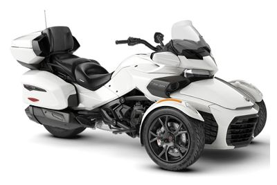 2019 Can-Am Spyder F3 Limited 3 Wheel Motorcycle Louisville, TN