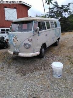 1967 11 window camper