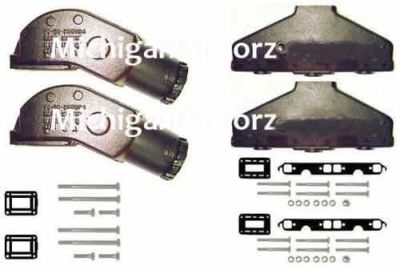 Purchase Volvo Penta 5.0L & 5.7L Exhaust Manifold Package (1992-Earlier) - 1-835804 motorcycle in Madison Heights, Michigan, United States, for US $554.00