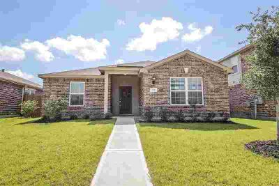 2618 Watersail Drive Texas City, The Caravelle plan by LGI