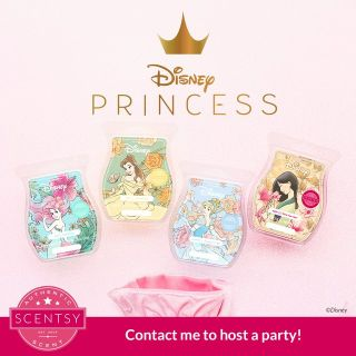 Disney Collection with Scentsy