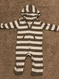 Old Navy hooded playsuit