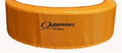 Buy Outerwear Orange 14 x 4 Air Cleaner Dirt Racing Modified UMP IMCA Outer Wear ORG motorcycle in Lincoln, Arkansas, United States, for US $22.39