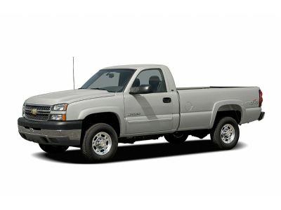 2006 Chevrolet RSX Work Truck (Graystone Metallic)