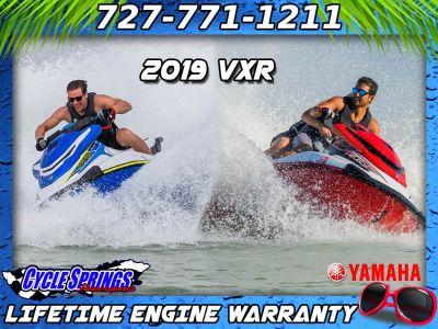 2019 Yamaha VXR 3 Person Watercraft Clearwater, FL