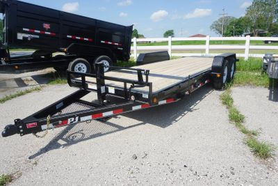 2019 PJ Trailers T6202 Tilt Trailers Kansas City, KS