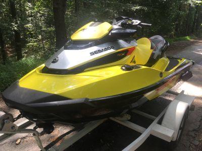 2015 Sea-Doo RXT -X 260 3 Person Watercraft Woodstock, GA