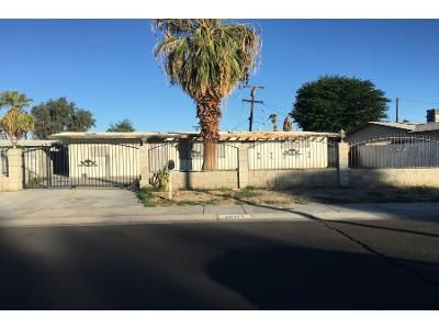 1 Bed 1 Bath Preforeclosure Property in Cathedral City, CA 92234 - San Luis Rey Dr