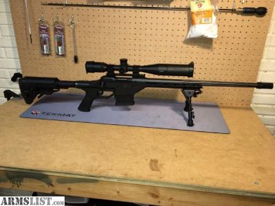 For Sale/Trade: Savage 10 BA Stealth with Nikon m308 and extras