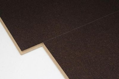 Cork Flooring warm, easy to install
