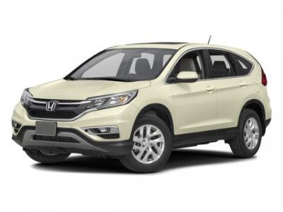 2016 Honda CR-V EX (White)