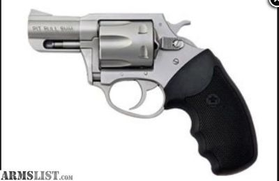 For Sale: CHARTER ARMS REVOLVER PITBULL