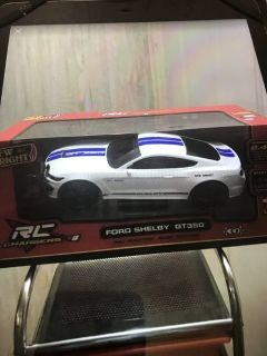 Ford Shelby GT 350 remote control car