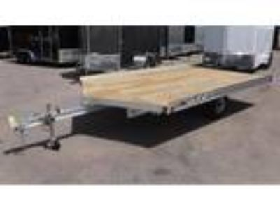 2020 FLOE 12' Drive On/Off Snowmobile Trailer