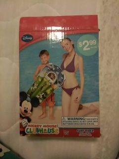 Mickey Mouse Surf Rider