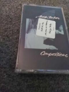 Anita Baker cassette