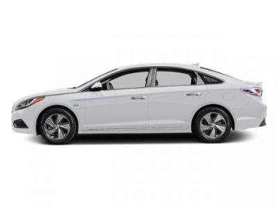 2017 Hyundai Sonata Plug-in Hybrid Limited (Hyper White)