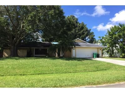 3 Bed 2 Bath Preforeclosure Property in Port Saint Lucie, FL 34983 - SE Forgal St