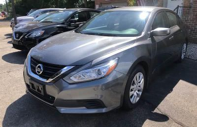 2016 Nissan Altima 2.5 S 4dr Sedan (Gun Metal Gray)
