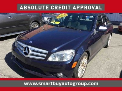 2008 Mercedes-Benz C-Class C 300 4MATIC Luxury Sedan 4D