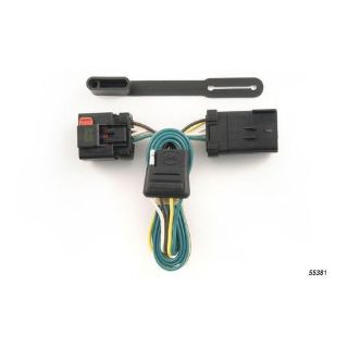 Purchase Curt 55381 Vehicle Towing Harness Adapter T-Connector Dodge Ram 1500 motorcycle in Tallmadge, OH, US, for US $24.97