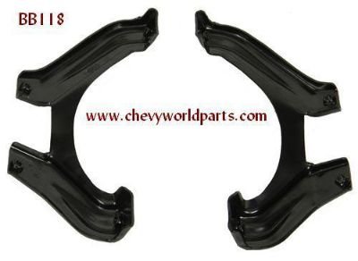 Purchase 1970-73 CAMARO RS NOSE BUMPER BRACKETS, PAIR motorcycle in Bryant, Alabama, US, for US $84.99