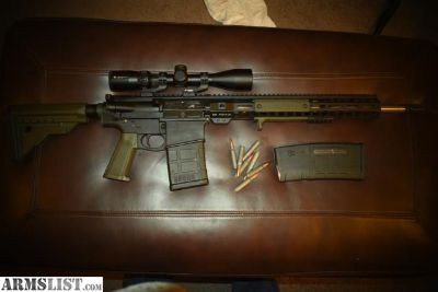 For Sale/Trade: Scoped AR-10