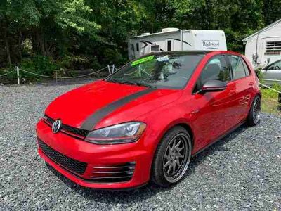 Used 2016 Volkswagen Golf GTI for sale