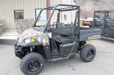 2019 Polaris Ranger 570 Polaris Pursuit Camo Utility SxS Utility Vehicles Adams, MA