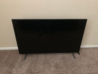 50 Samsung Smart 4K TV