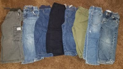 2T and 24 Jeans/pants