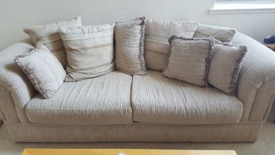 Couch love seat chair
