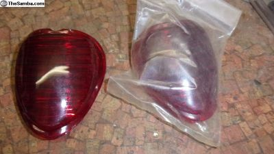 Heart Taillight Lenses