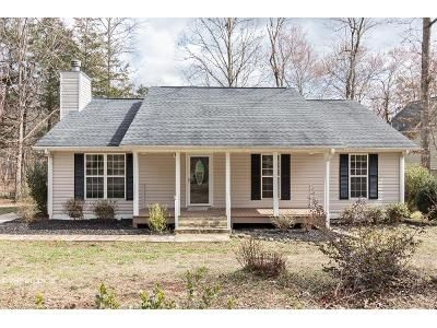 3 Bed 2 Bath Foreclosure Property in Lavonia, GA 30553 - Sunrise Drive Ext