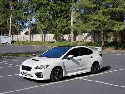 Used 2016 Subaru WRX for sale
