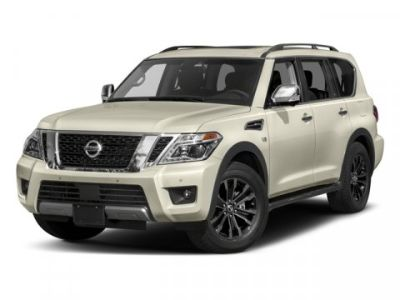 2017 Nissan Armada Platinum (Forged Copper)