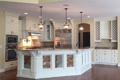 Deck Up your Kitchen with Vintage Cabinet from GEC Cabinet Depot