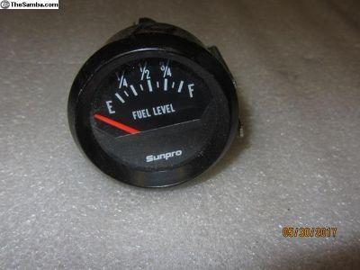 sun pro fuel gauge #19