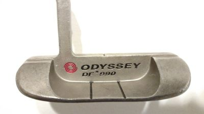 Odyssey Dual Force 990 Right Handed Putter