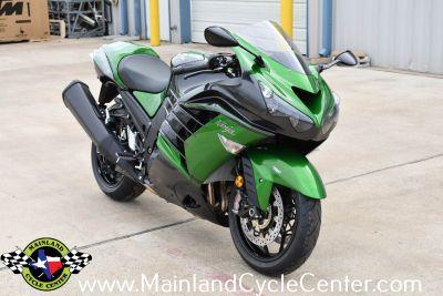 2018 Kawasaki Ninja ZX-14R ABS SE Supersport La Marque, TX