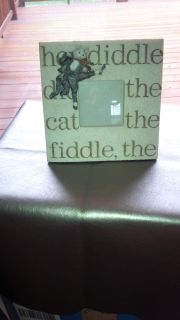 Cat-and-the-Fiddle Picture Frame