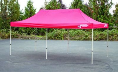 Sell Longacre 20001 Red Pop-up Racing Pit Canopy - 10' x 20' IMCA Drag Circle Track motorcycle in Monroe, Washington, United States, for US $699.00