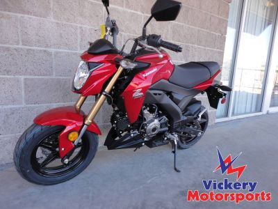 2018 Kawasaki Z125 Pro Sport Motorcycles Denver, CO